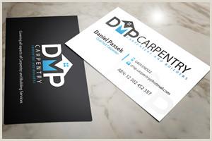 Business Cards For Construction Unique Building Business Cards