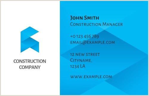 Business Cards For Construction Unique Customize 60 Powerful Construction Business Cards In Seconds