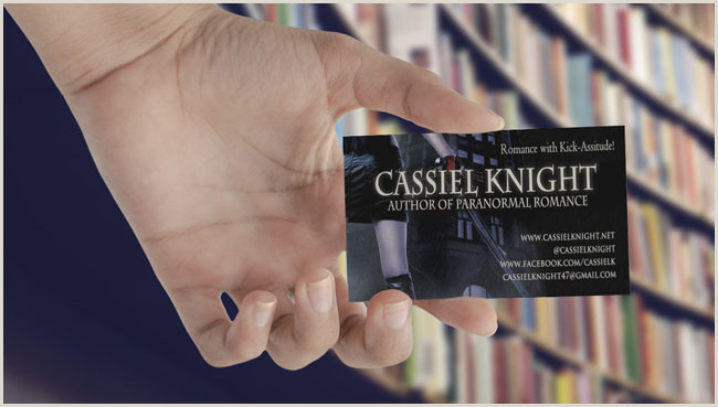 Business Cards For Writers Examples Free Author Business Card Templates · Adazing