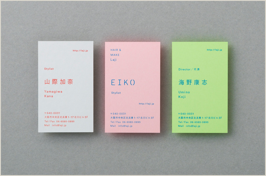 Business Cards In My Area The Best Business Card Designs No 7 — Bp&o
