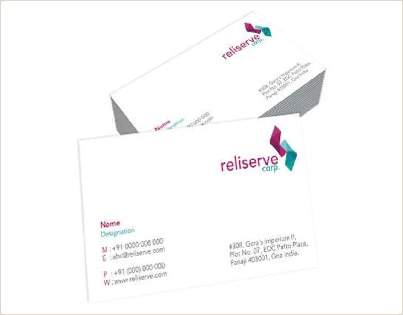 Business Cards India Premium Visiting Cards Printing