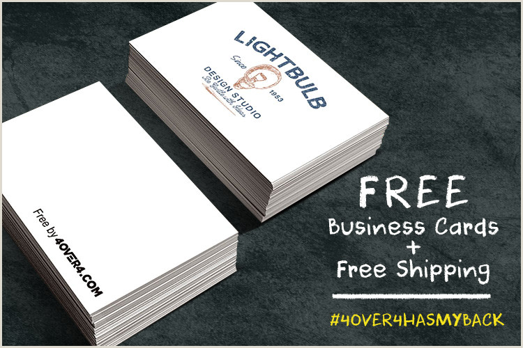Business Cards Info Free Business Cards & Free Shipping Yes Totally Free