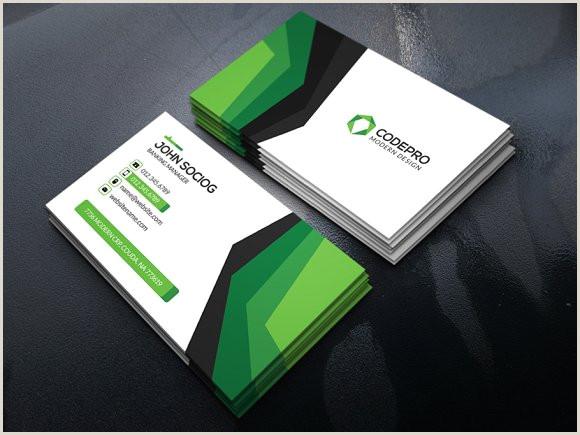 Business Cards Modern Modern Business Card