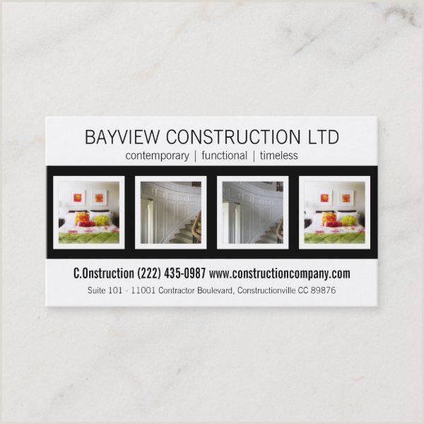 Business Cards Unique Renovation Construction Renovation Remodeling Business Cards