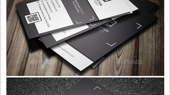 Business Cards with Photos On them This is A Simple Graphy Business Card This Template