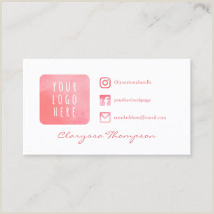 Business Cards With Social Media Social Media Business Cards Business Card Printing