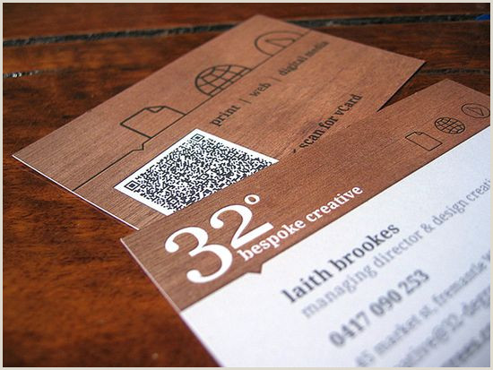 Business Cards With Unique Codes 25 Impressive Examples Of Qr Code Business Cards