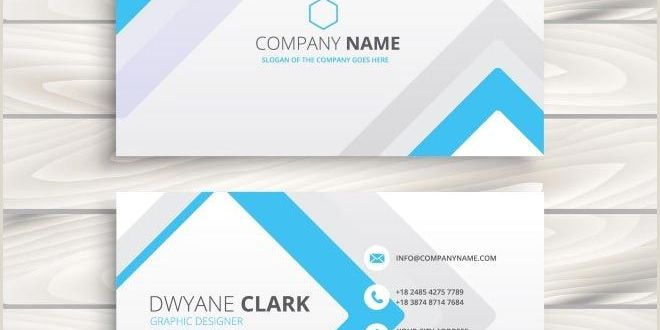 Business Cards without Address Free Vector Creative Design Business Cards Template