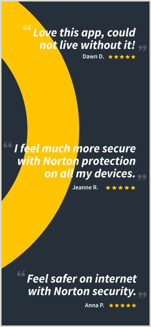 Business Name Card Norton Mobile Security On The App Store