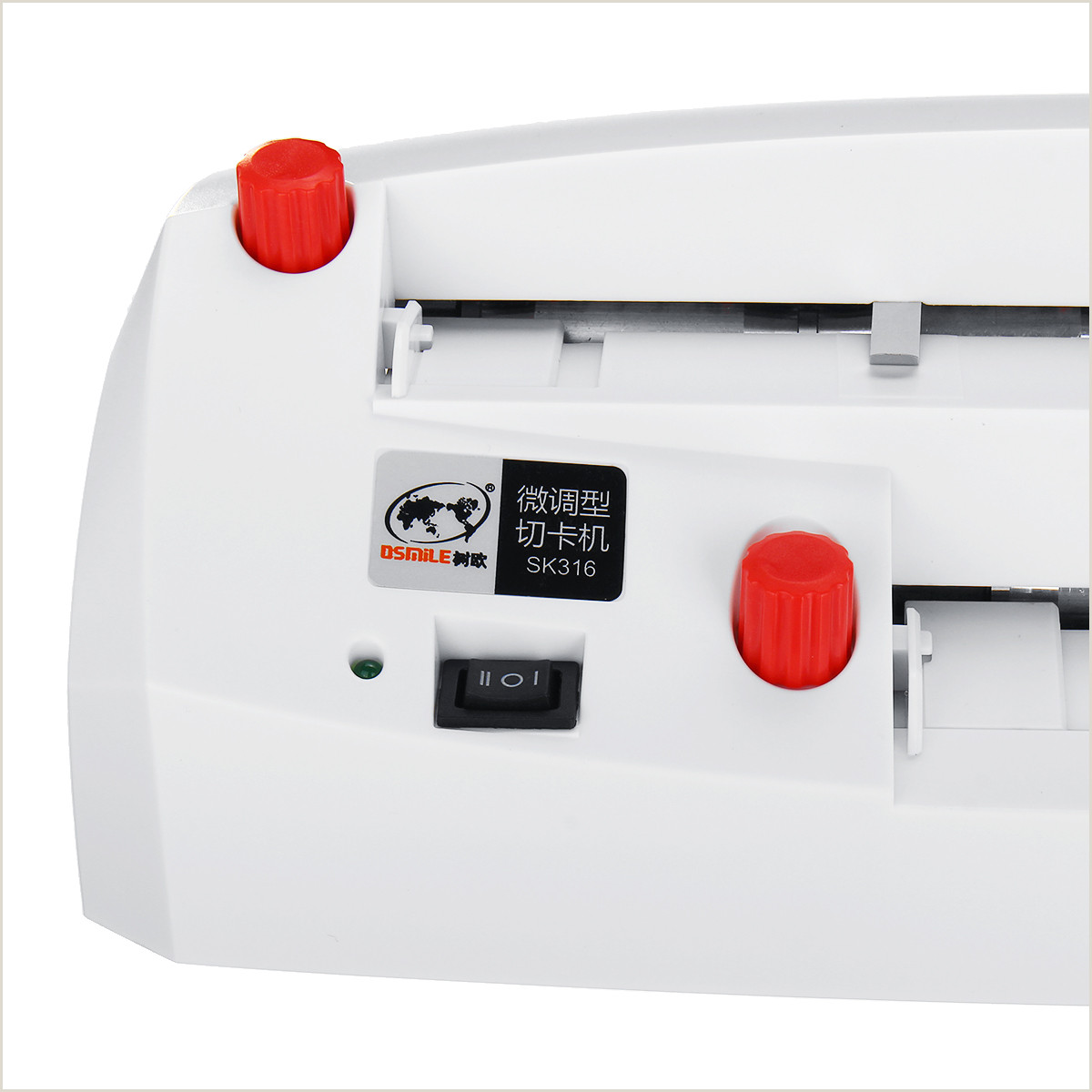 Business Name On Card Automatic Business Electric Card Cutter Name Card Slitter Cutter A4 Size For Home Fice