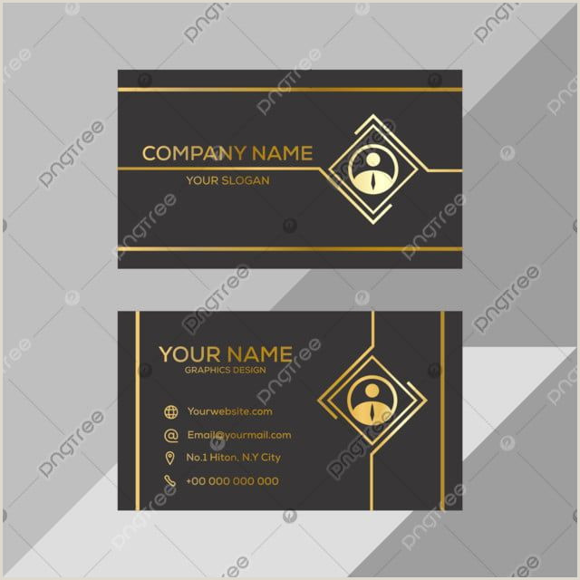 Business Name On Card Luxury Business Card Black Name Card Logo Card Visit In 2020
