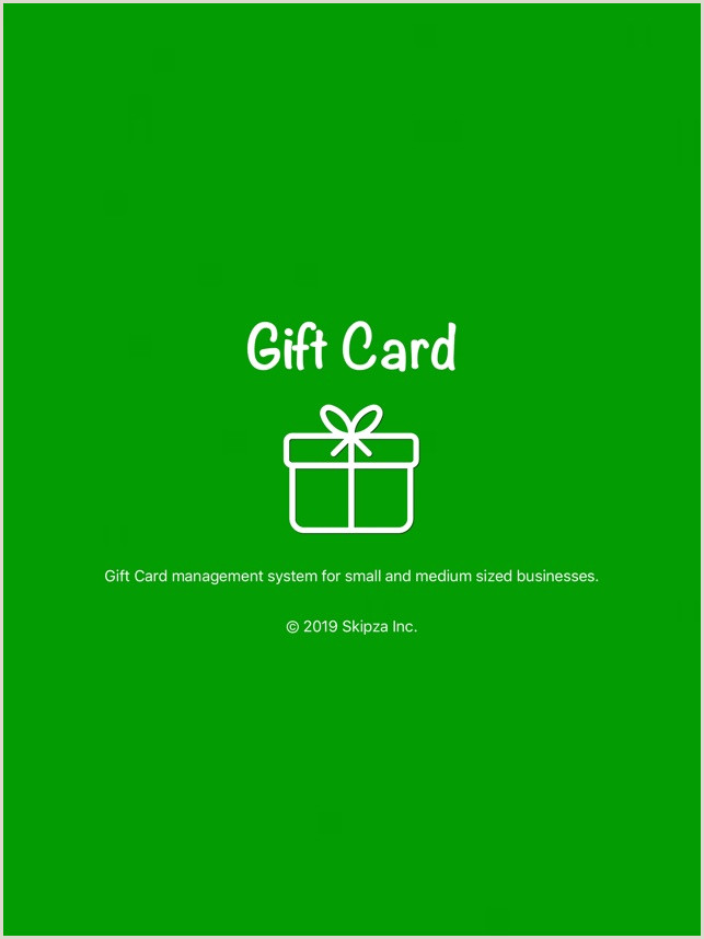 Businesses Cards Gift Card Manager On The App Store