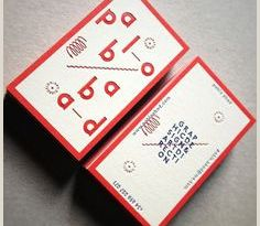 Businnes Cards New Business Cards On the Behance Network