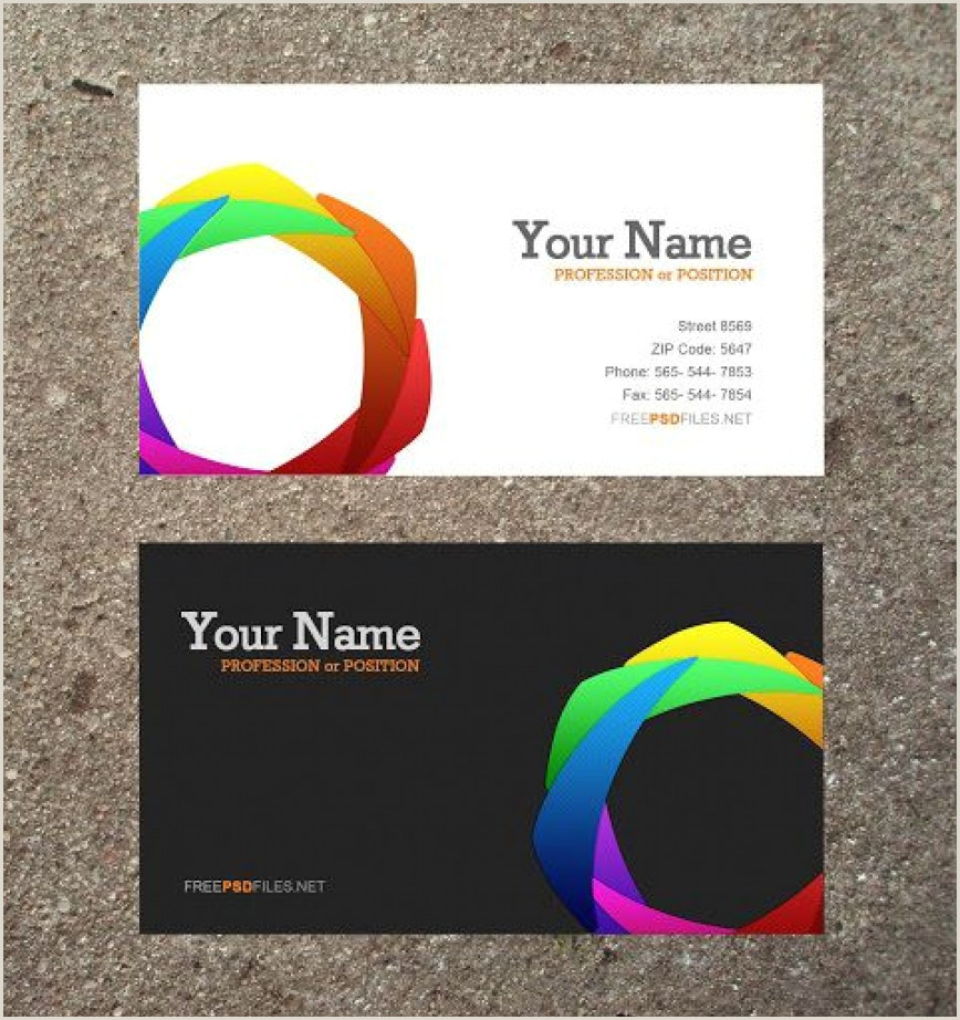 Call Card Template Business Card Template Word 2020 Addictionary