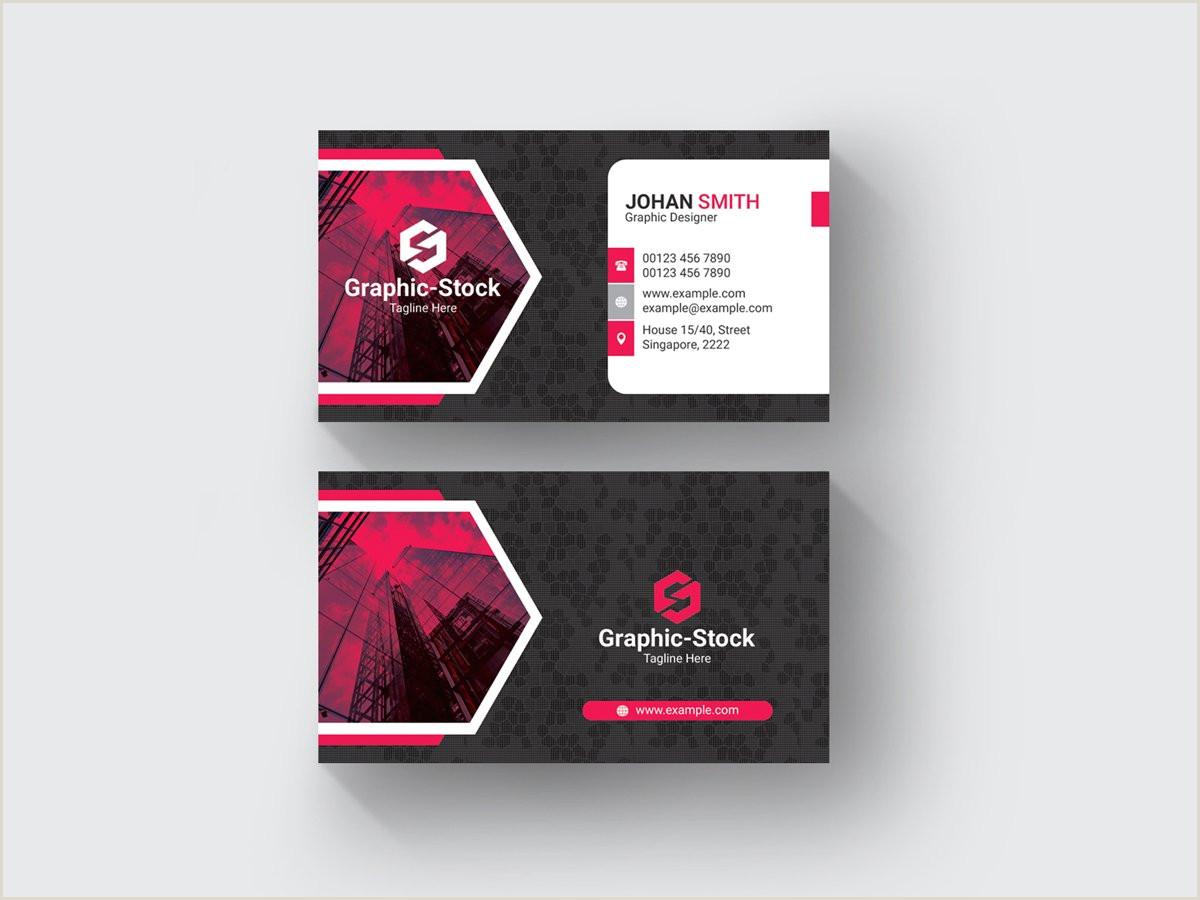 Call Card Template Creative Business Card Template