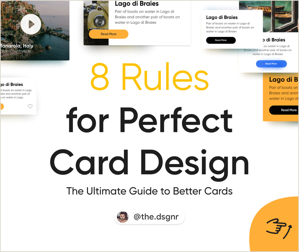 Call Cards Design 8 Rules For A Perfect Card Design By Dorjan Vulaj