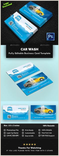 Car Wash Best Business Cards 7 Best Car Detailing Images
