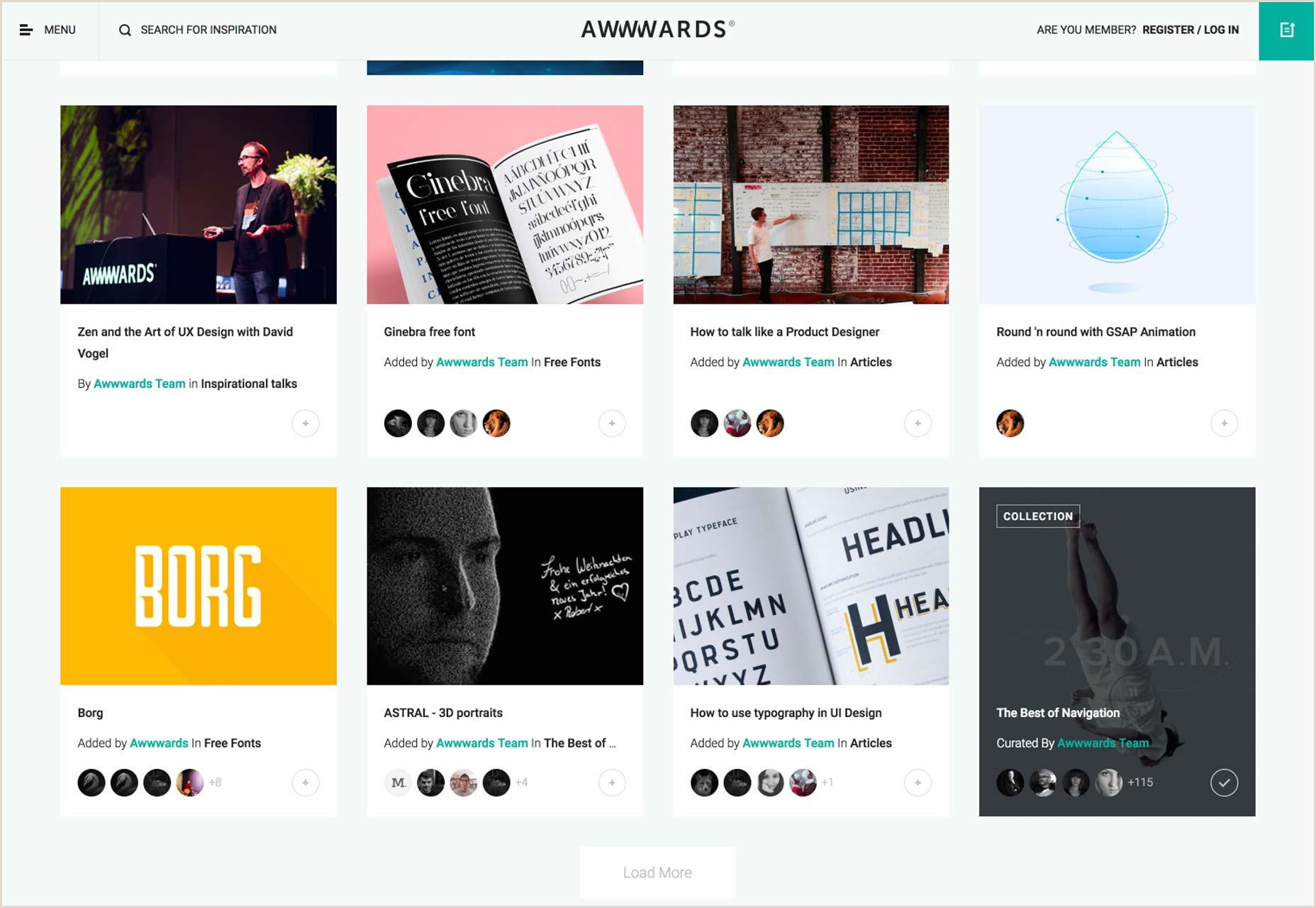 Card Layout Ideas 50 Creative Card Ui Designs