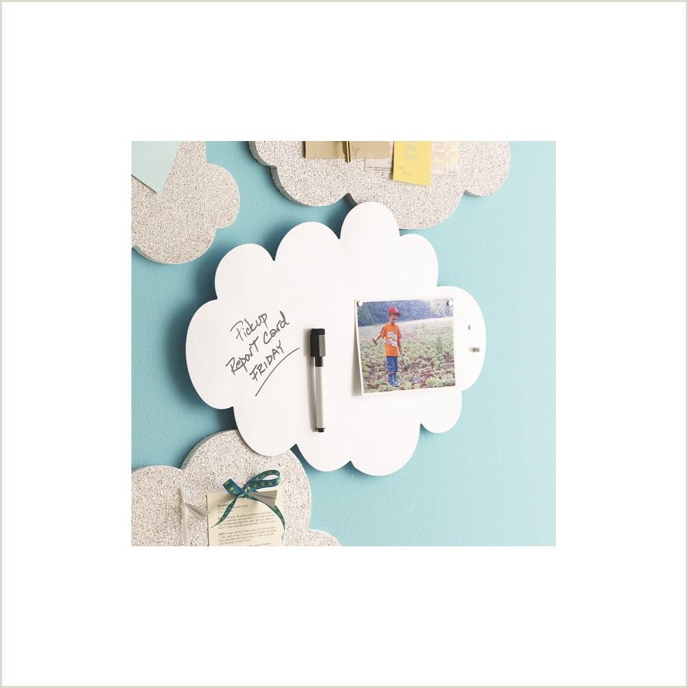 Card Layout Ideas Blá Magnetická Nástěnka Ve Tvaru Mraku Design Ideas Cloud