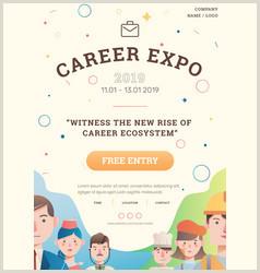 Career Fair Banners Career Fair Vector Over 570