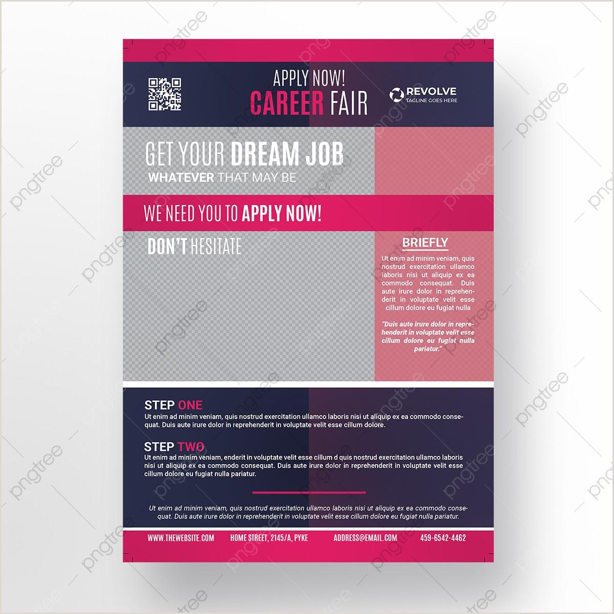 Career Fair Banners Job Fair Vector Psd And Clipart With Transparent
