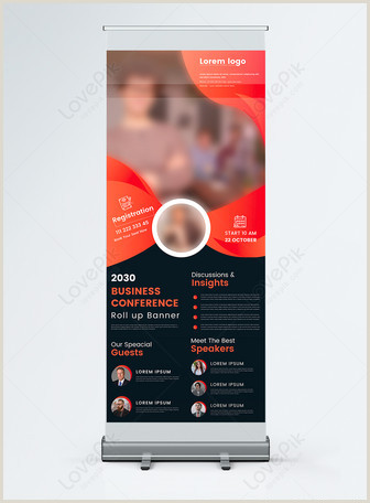 Career Fair Banners Red New Year Career Promotion Roll Up Banner Sample Frame