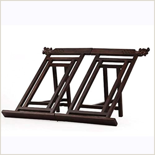 Cheap Picture Stands Llsdls Red Wooden Table Reading Stand Book Reader Book