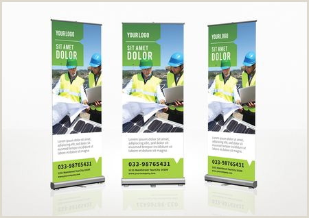 Cheap Retractable Banner Roll Up Banner Template Template Stock By Pixlr