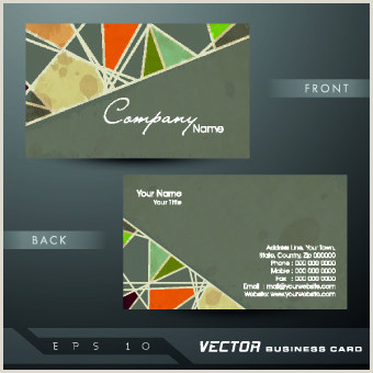 Classic Business Cards Classic Business Card Vector Free Vector 33 587