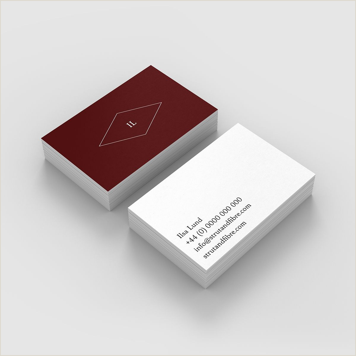 Classic Business Cards Lund – One Of Our Classic Business Card Templates Available
