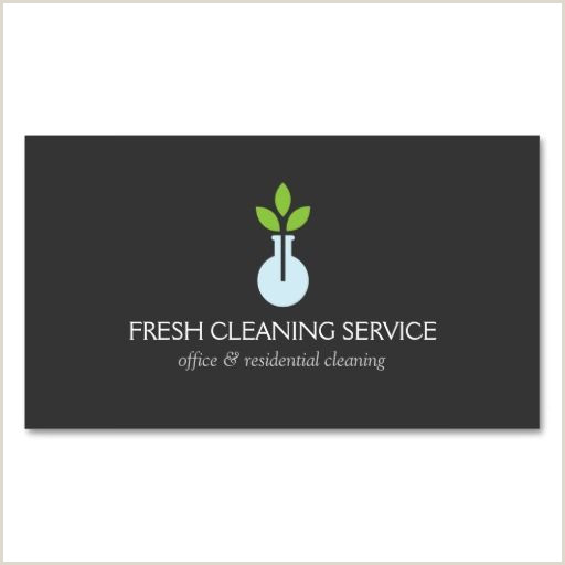 Cleaning Services Business Cards Examples Modern Logo 4 For Cleaning Service And Hospitality Business
