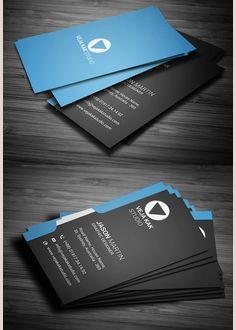 Clever Business Card Designs 20 Best Namecard Design Template Images