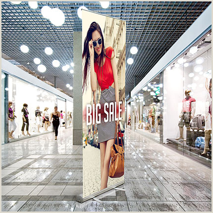 Collapsible Banner Stands Banner Stands