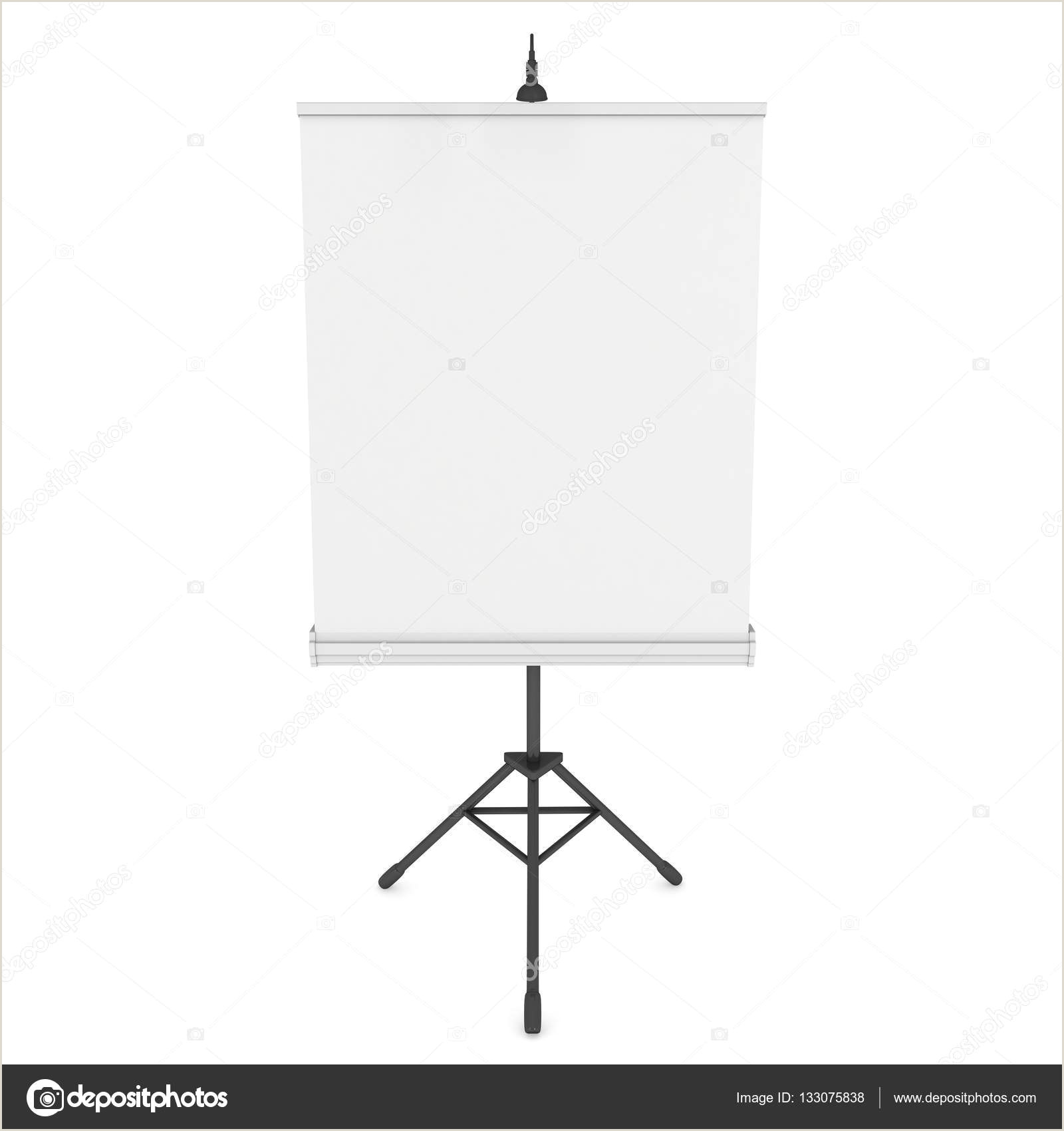 Collapsible Banner Stands Blank Roll Up Expo Banner Stand On TriPod