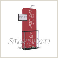 Collapsible Banner Stands Tension Fabric Displays Nz