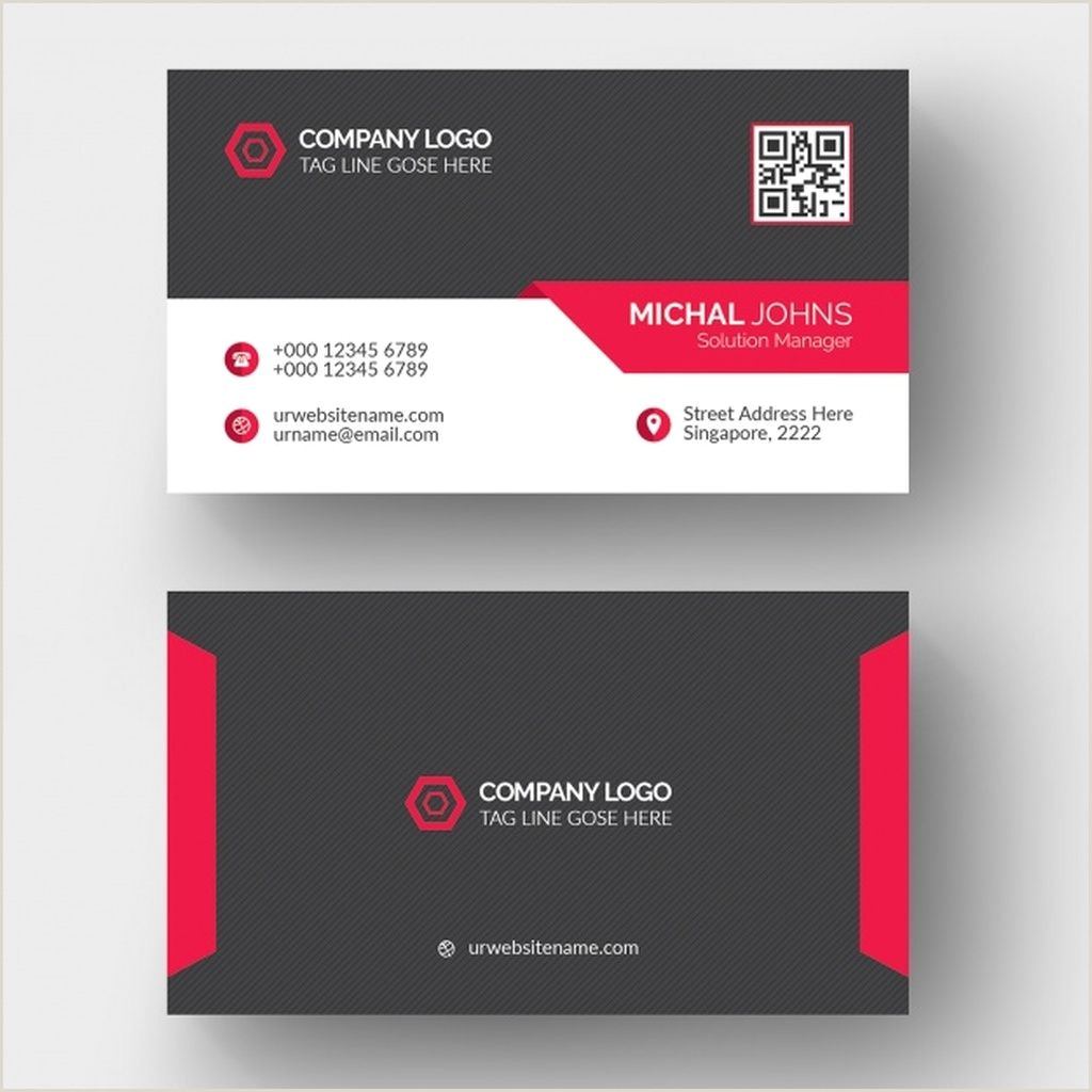 Company Business Cards Creative Business Card Design Paid Sponsored Paid