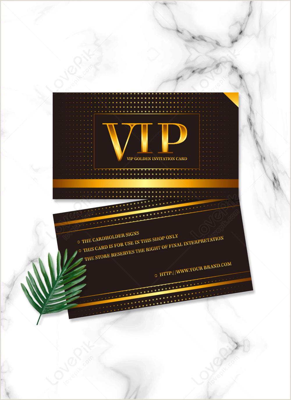 Complimentary Card Samples Membership Card High End Vip Card Discount Card Template