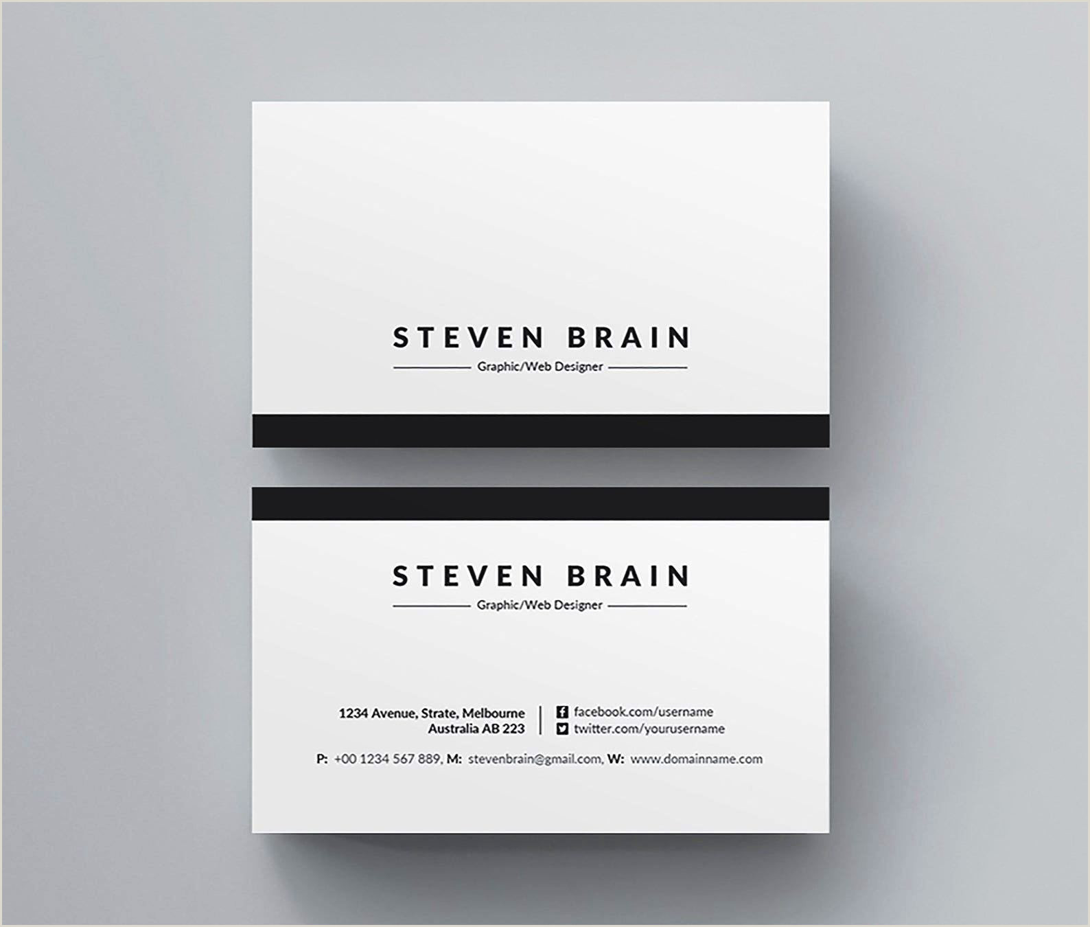 Complimentary Cards Designs Word Business Cards Templates