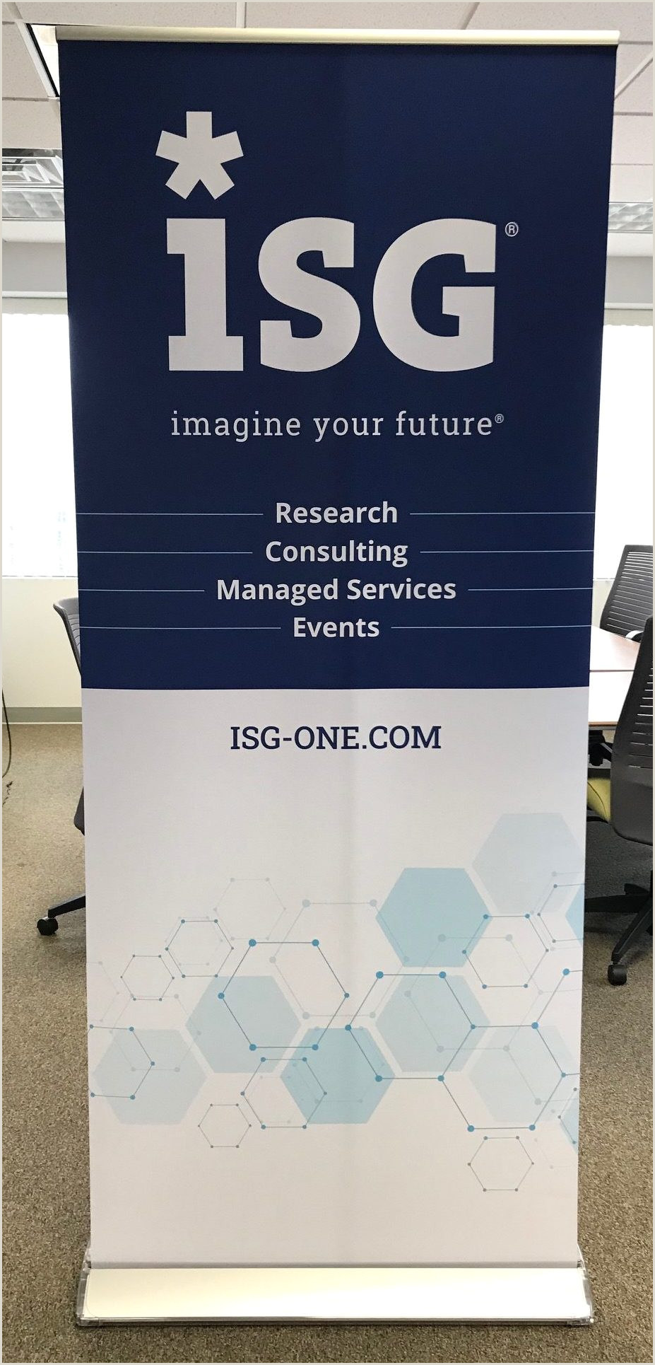 Conference Banner Stands Banner Stands Corporate Dimensions