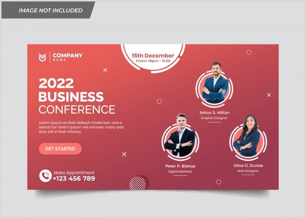 Conference Banners Design Conference Banner
