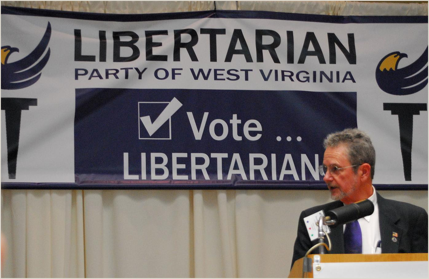 Convention Banner Size The Rise Of Third Parties In West Virginia