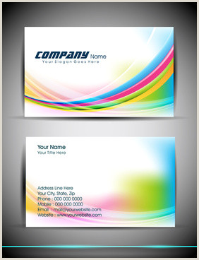 Cool Business Card Backgrounds Business Card Background Design Free Vector 68 856