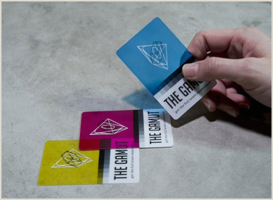 Cool Business Card Ideas 50 Awesome Must See Business Card Designs Designrfix