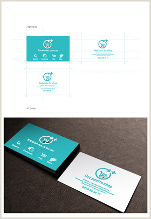 Cool Business Cards Online Line Shopping Business Cards