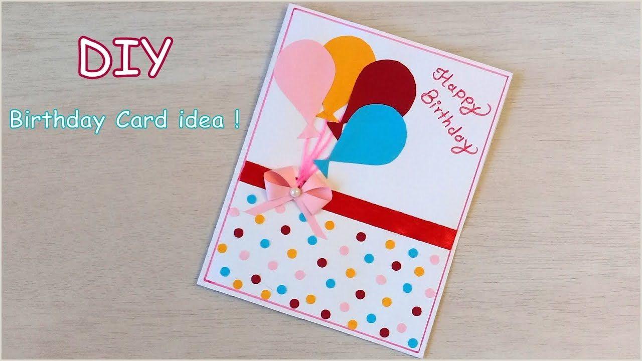 Cool Designs For Cards Diy Beautiful Handmade Birthday Card Quick Birthday Card