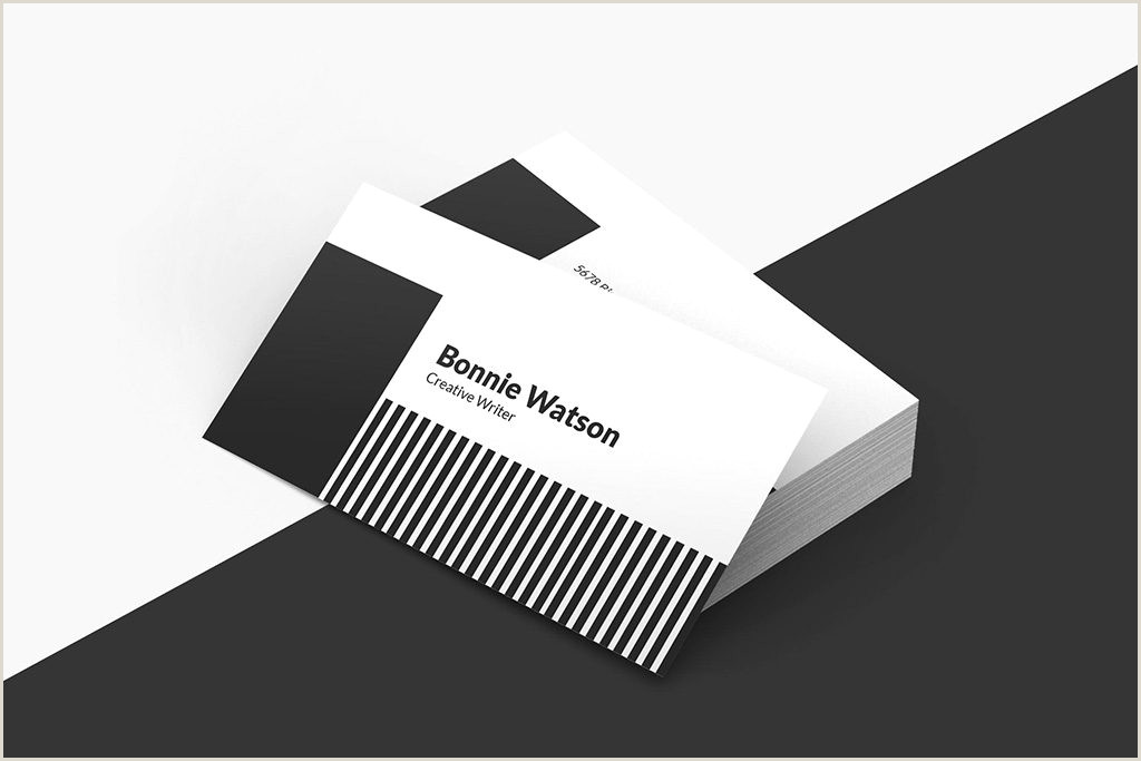 Cool Looking Business Cards 50 Incredibly Clever Business Card Designs