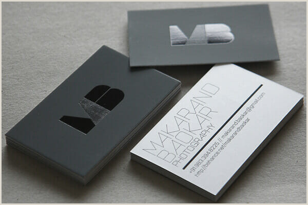 Cool Photography Business Cards 45 Best Free Graphy Business Cards To Make An Impression