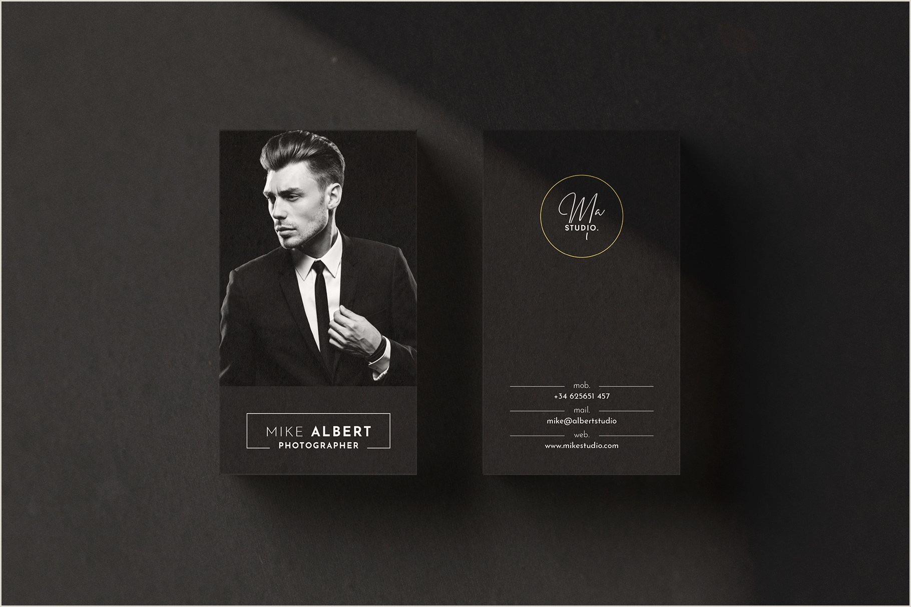 Cool Photography Business Cards 50 Best Graphy Business Cards For Inspiration