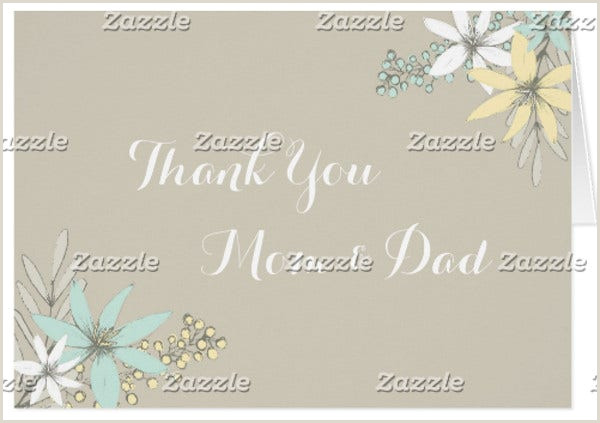 Cool Thank You Card Designs 70 Thank You Card Designs