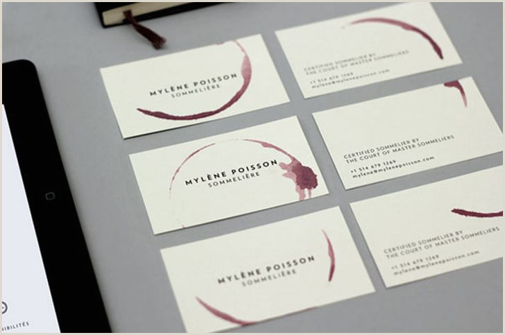 Cool Unique Business Cards For Realtors That Do Not Have To Much Stuff On It 19 Business Cards That Are So Fabulous Their Owners Names